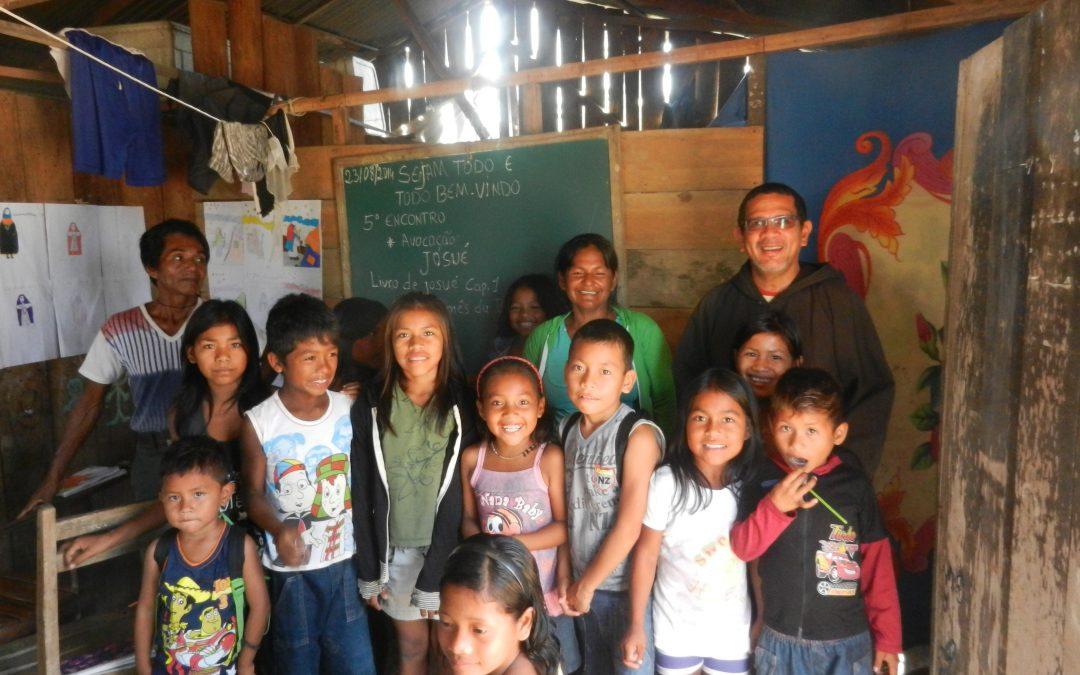Progetto Bambini indigeni Belem
